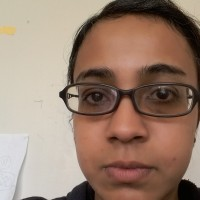 Vanitha, Saint John's tutor in English, Mathematics