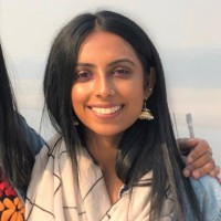 Sanchaya Soundhar, Mt Eden tutor in English, History, Sociology, and Business/Economics.