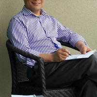 Dr. James Cui, Balwyn tutor in Mathematical Methods, Specialist Mathematics.